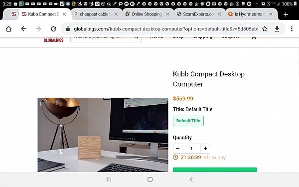 Computer with vague description