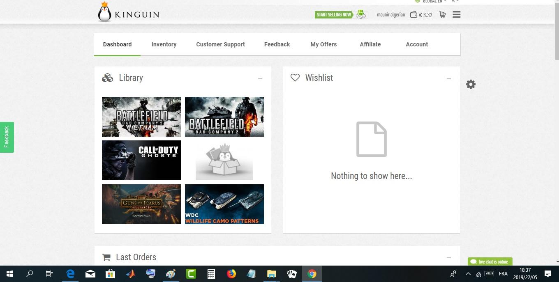 Kinguin Reviews - 298 Reviews of Kinguin net | Sitejabber