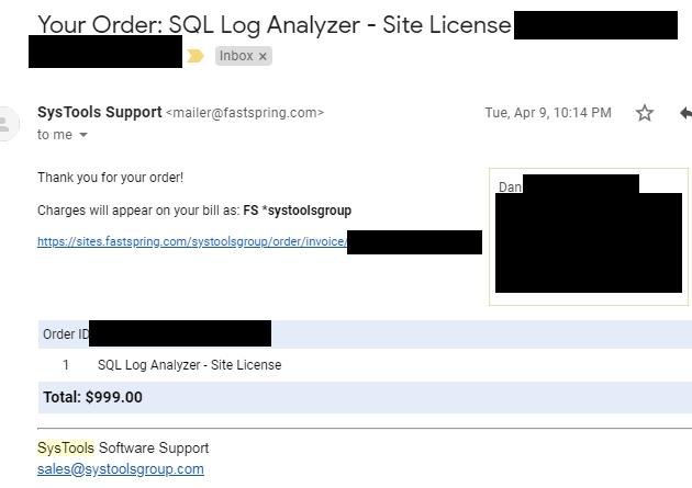 SysTools Reviews - 10 Reviews of Systoolsgroup com | Sitejabber