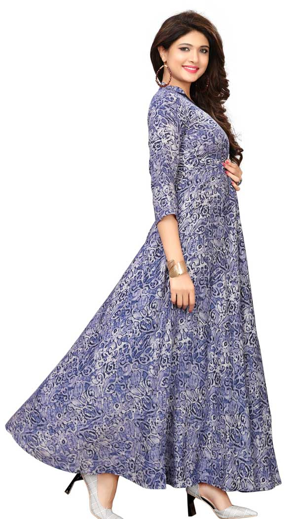 8f97fe7659 Buy Latest Indian Designer Wear Kurtis online shopping at heenastyle.com