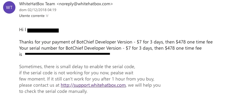 WhiteHatBox Reviews - 115 Reviews of Whitehatbox com | Sitejabber