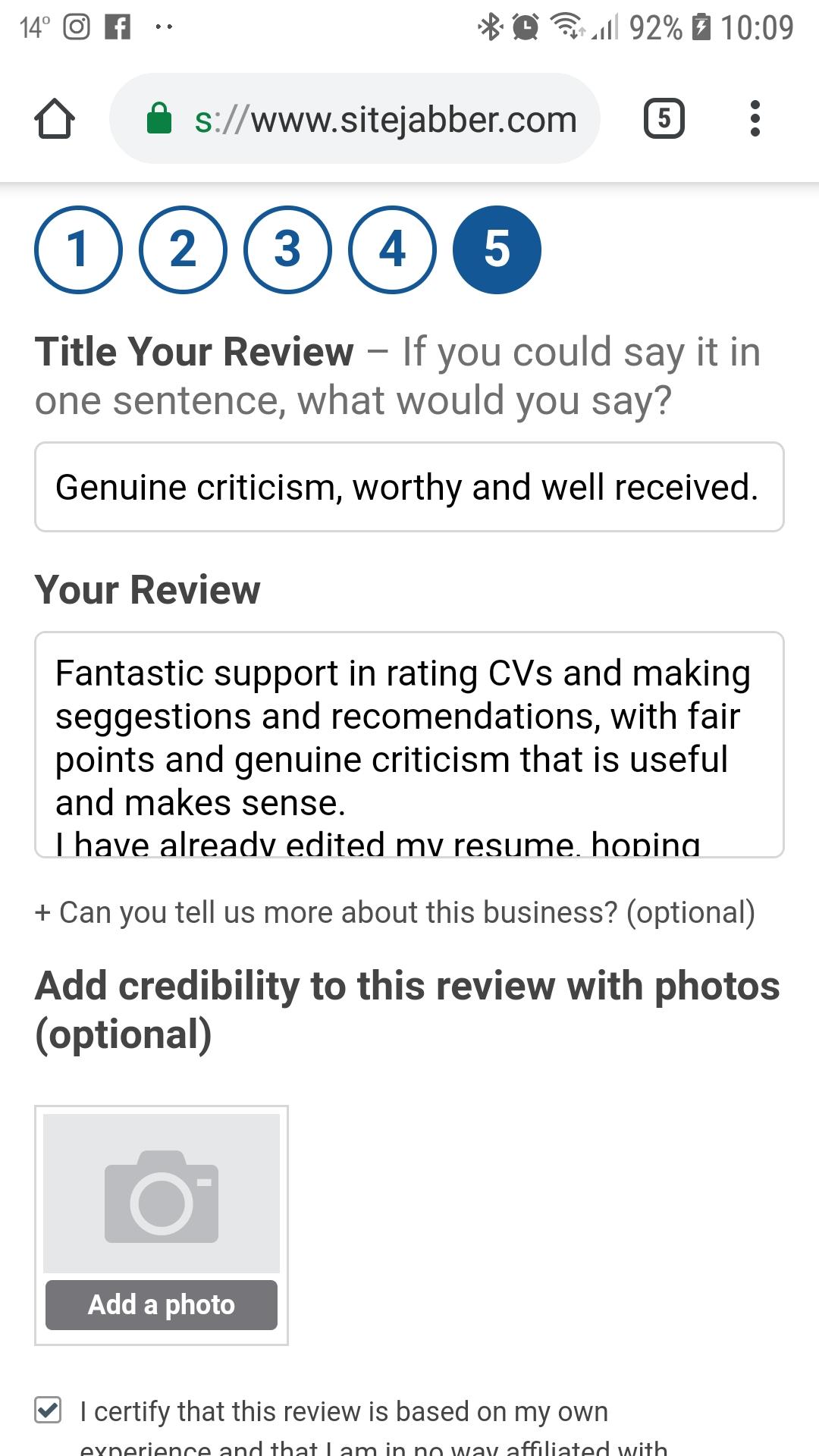 Topcv Reviews 721 Reviews Of Topcv Com Sitejabber