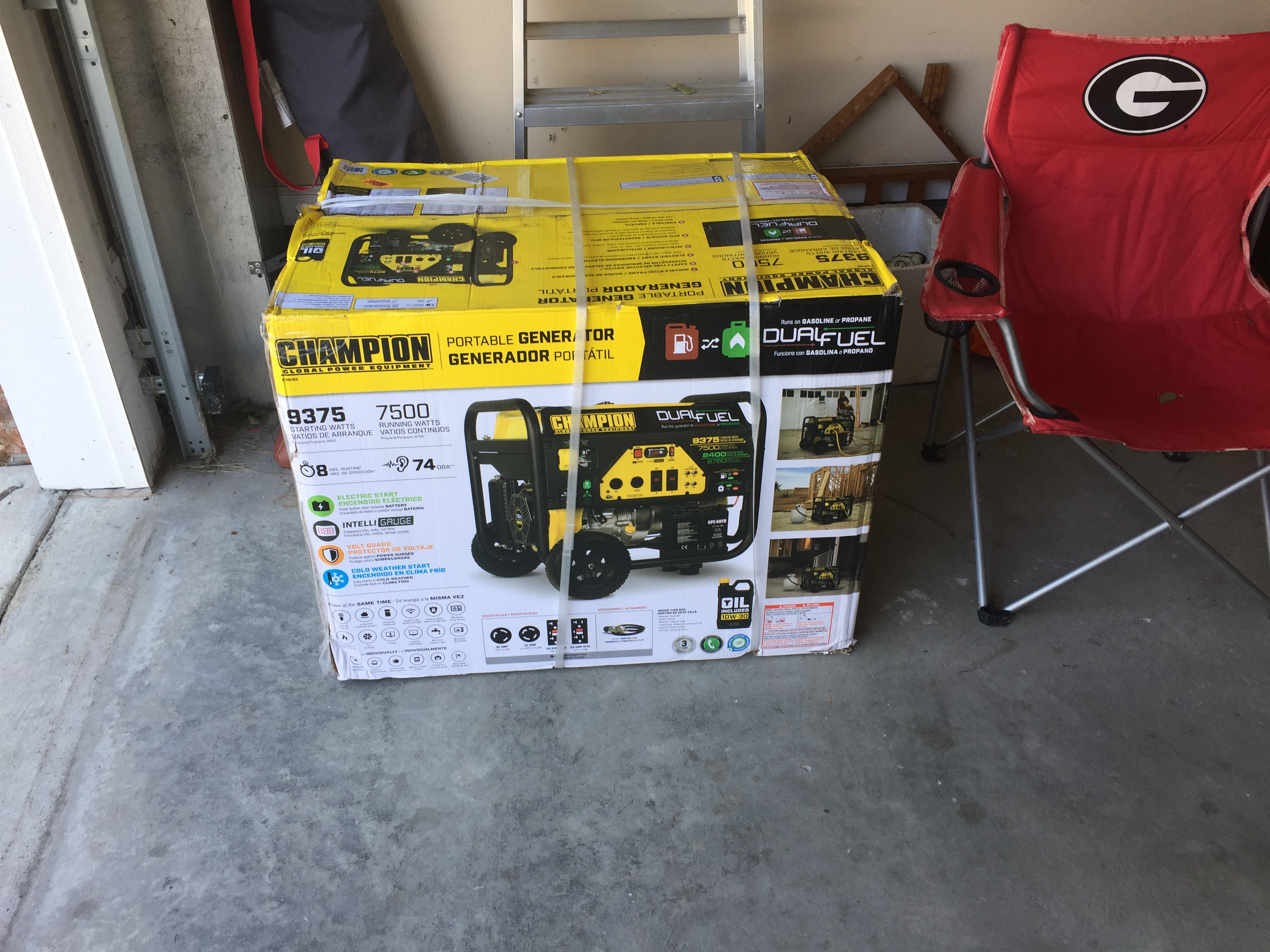 Champion Power Equipment Reviews - 13 Reviews of