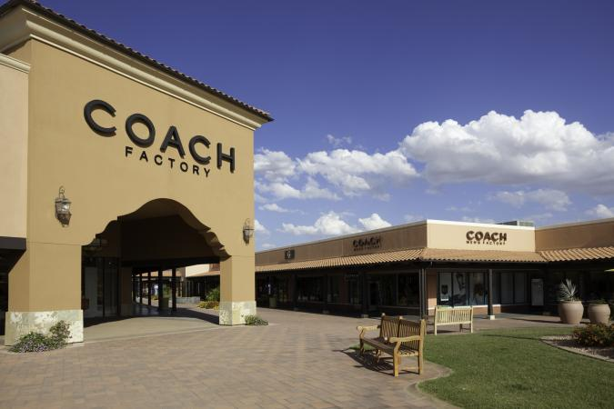 what is the coach outlet website