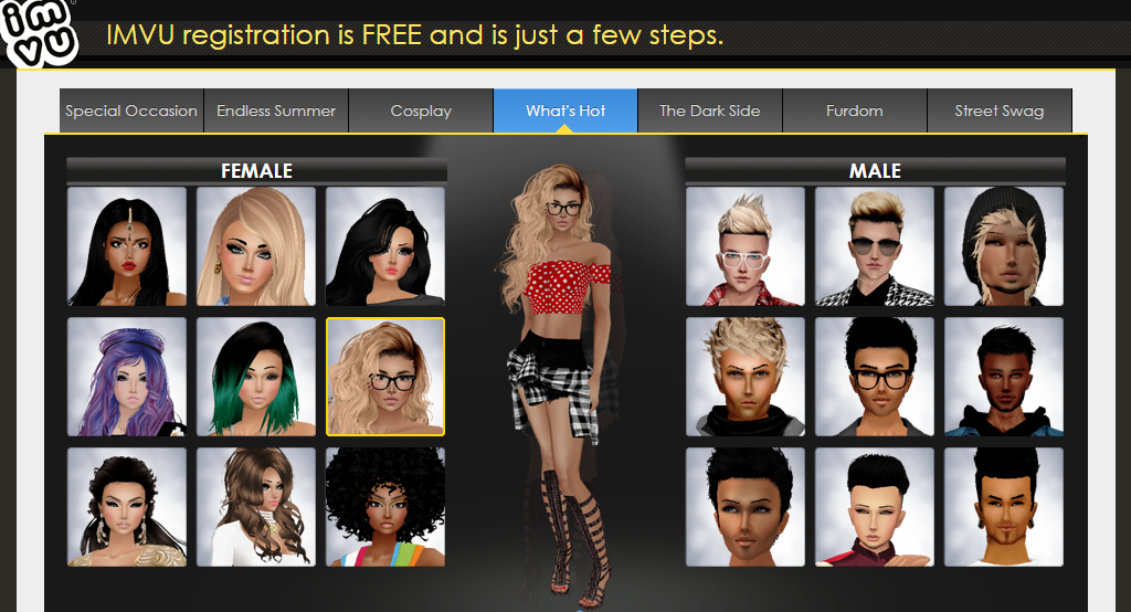 IMVU Reviews - 34 Reviews of Imvu com | Sitejabber