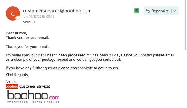 4356113d80b boohoo.com Reviews - 683 Reviews of Boohoo.com | Sitejabber