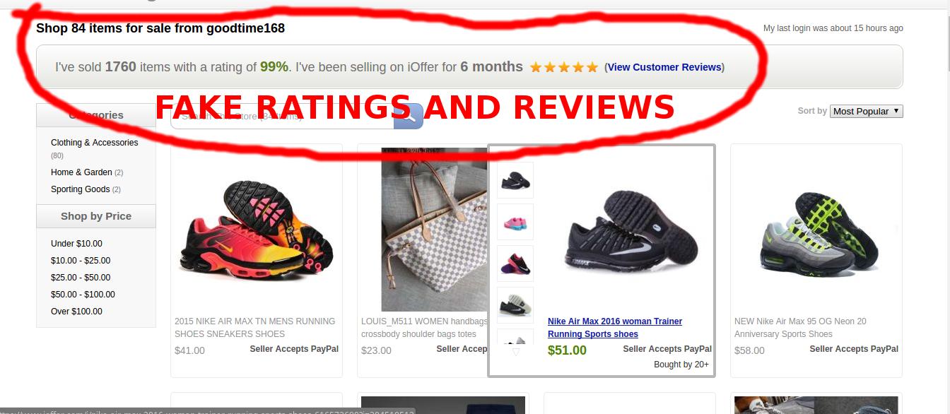 b6a636e3885f7 iOffer Reviews - 481 Reviews of Ioffer.com
