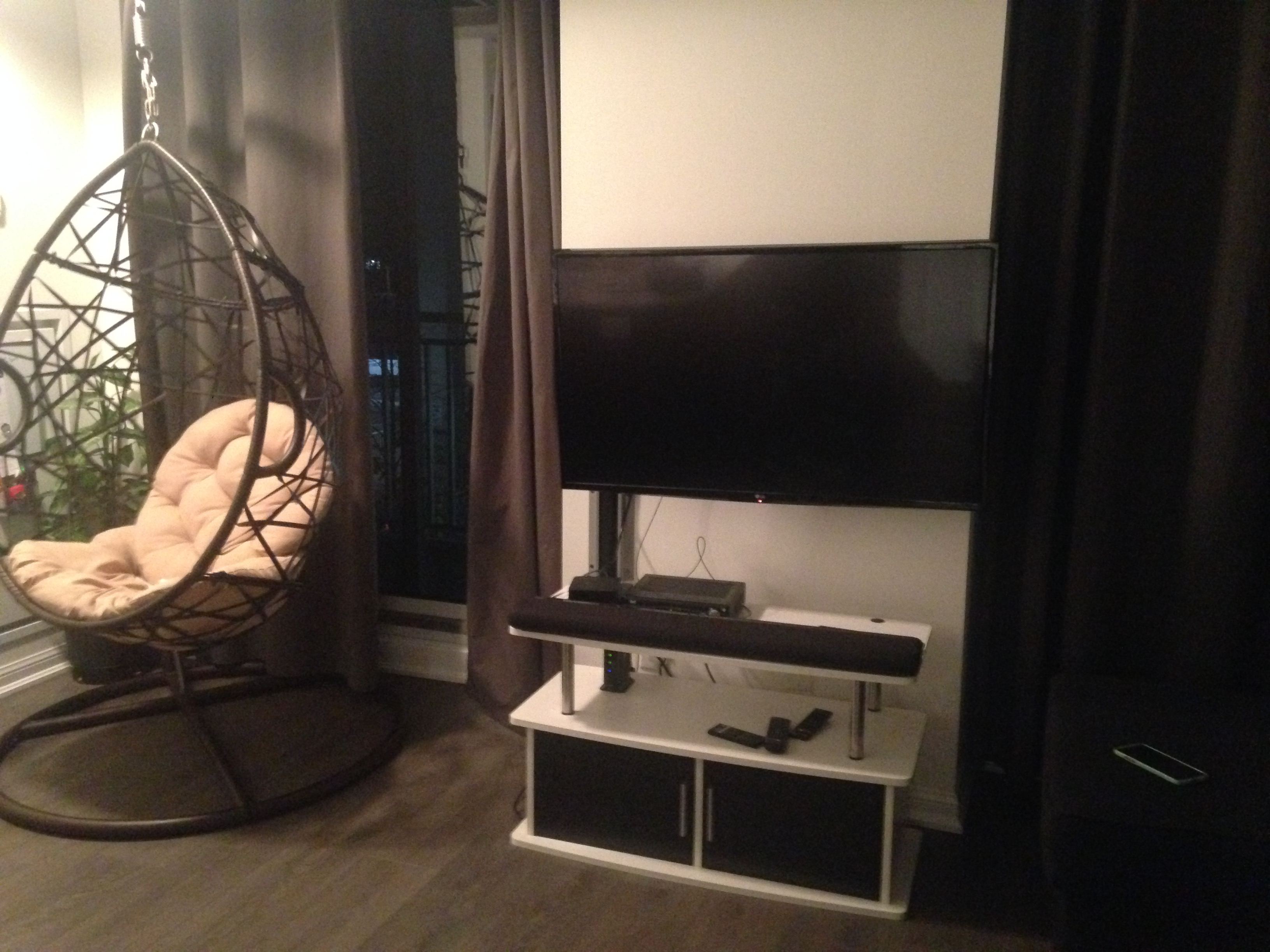 Wayfair Standing Hammock And Tv Stand