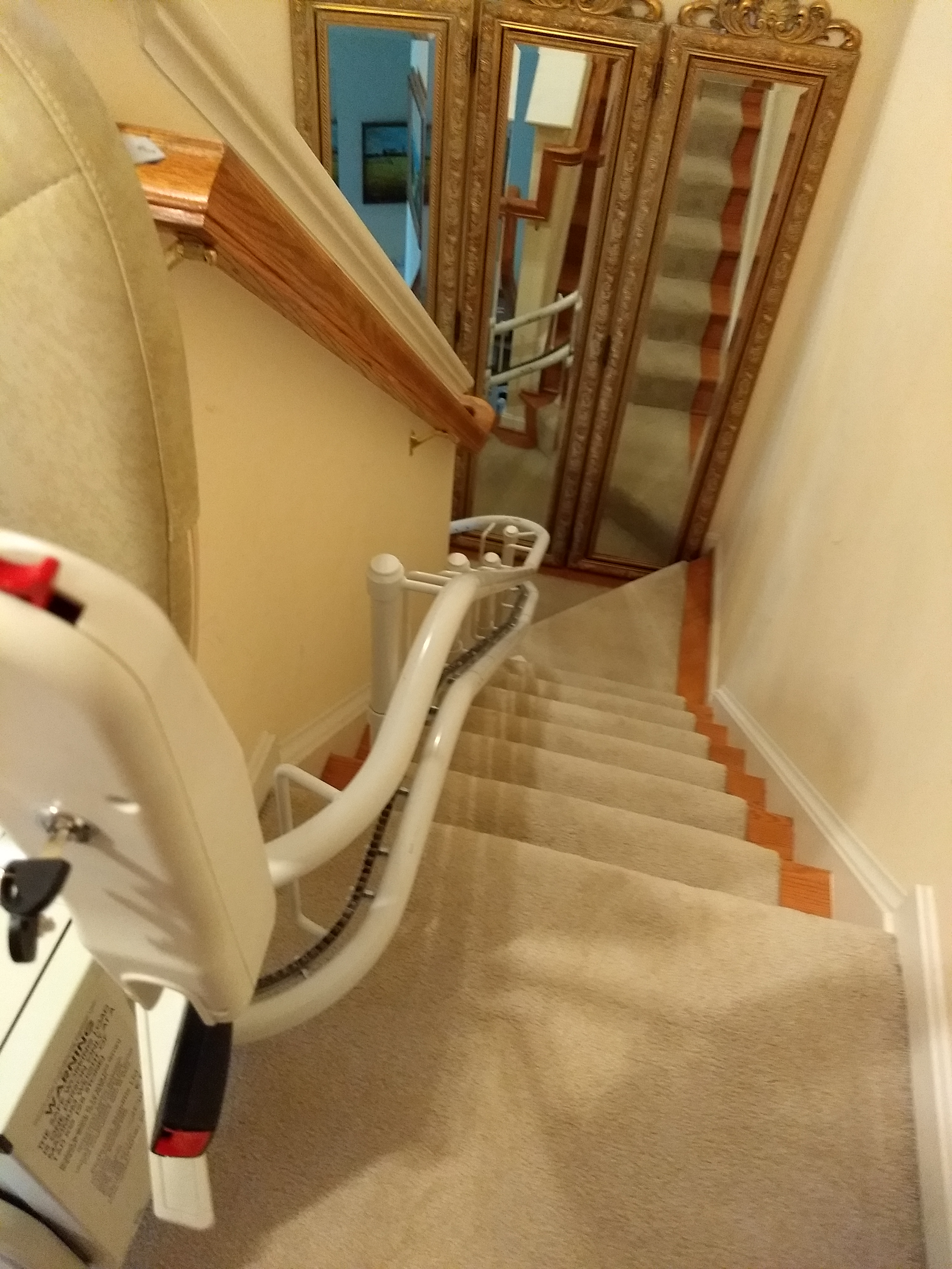Ameriglide Reviews 108 Of Sitejabber. Wiring. Ameriglide Stair Lift Chair Wiring Diagram At Scoala.co