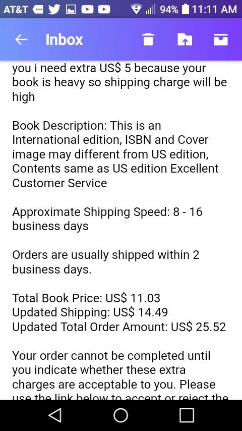 abebooks customer reviews