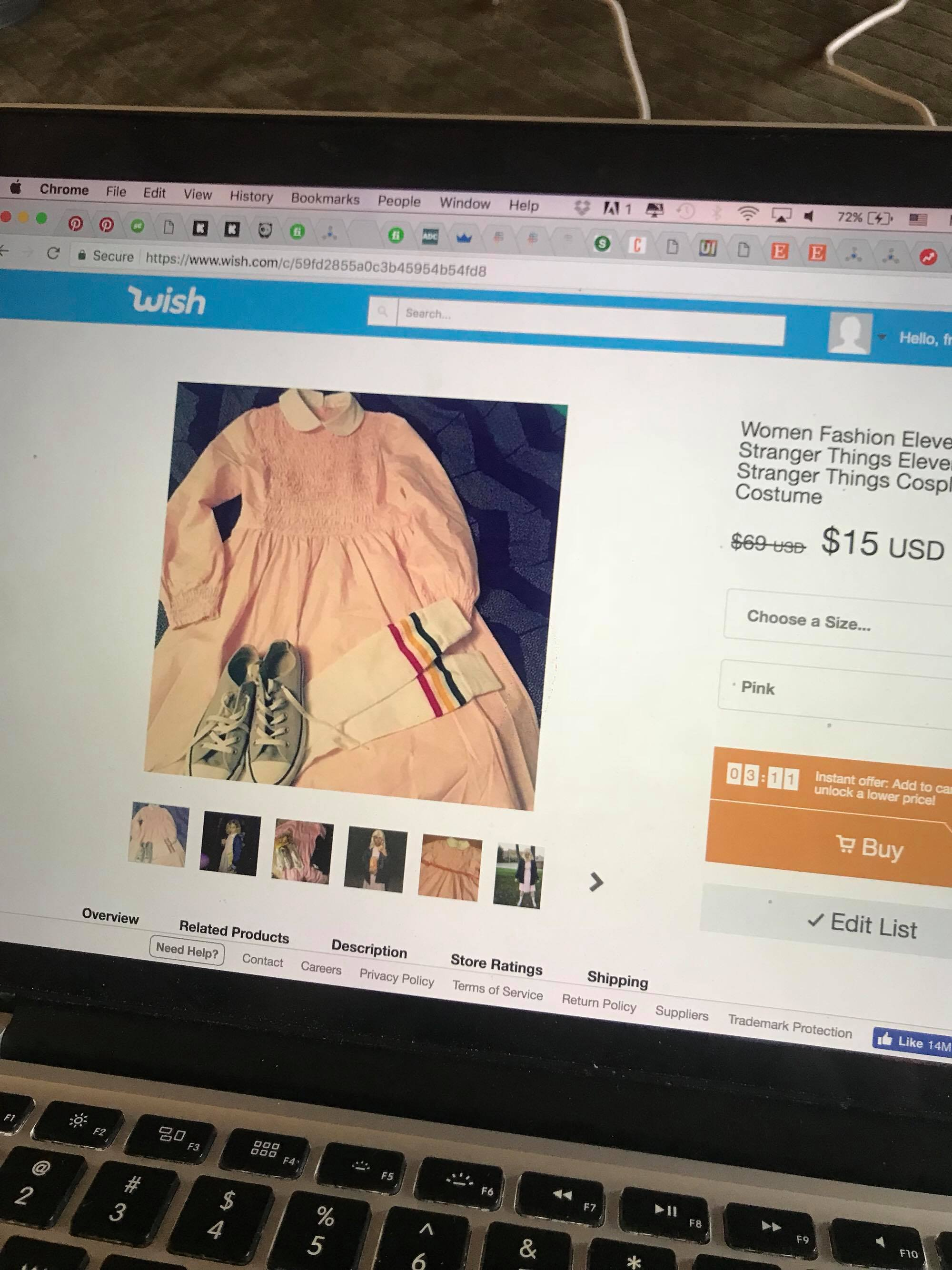 Wish Site Review