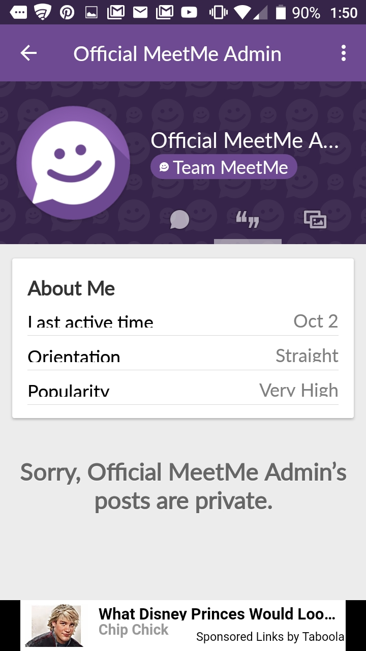 MeetMe Reviews - 525 Reviews of Meetme com | Sitejabber