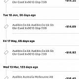 Audible Reviews - 350 Reviews of Audible com   Sitejabber