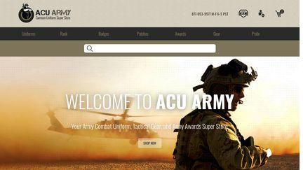 ACU Army Reviews - 1 Review of Acuarmy com | Sitejabber
