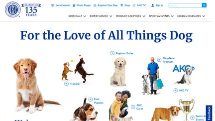 American Kennel Club (AKC) Reviews - 60 Reviews of Akc org | Sitejabber