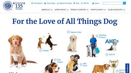 American Kennel Club (AKC) Reviews - 61 Reviews of Akc org