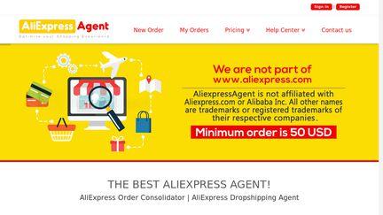 AliExpressAgent Reviews - 4 Reviews of Aliexpressagent com