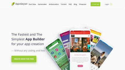 AppsGeyser Reviews - 1 Review of Appsgeyser com | Sitejabber