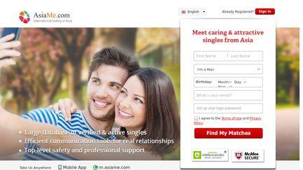 Alle Dating-Website in asiatisch
