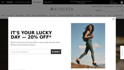 c67052daa0 Athleta Reviews - 26 Reviews of Athleta.com | Sitejabber