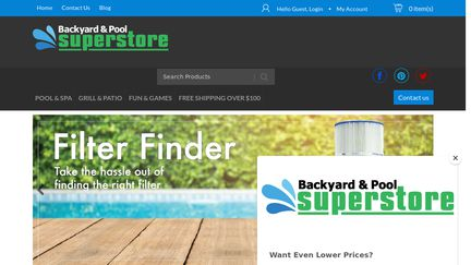 BackyardPoolSuperstore Reviews - 8,361 Reviews of ...