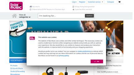 Bax shop Reviews - 9 Reviews of Bax-shop co uk | Sitejabber