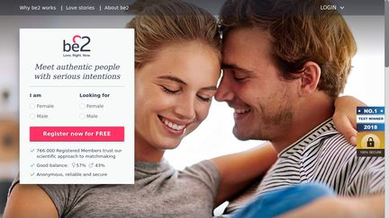 Be2 dating uk