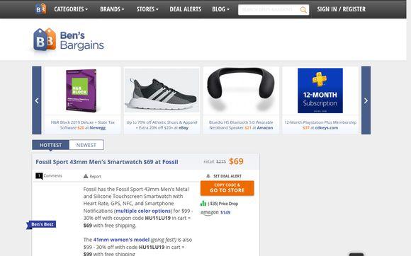 Image result for Ben's Bargains
