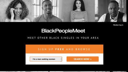 Delete blackpeoplemeet account