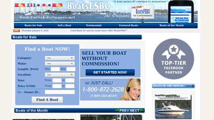 Boatsforsalebyowners net Reviews - 23 Reviews of