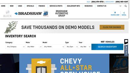 Bradshaw Automotive Group Reviews 1 Review Of