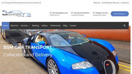 Car Transport Reviews >> Bsmcartransport Co Uk Reviews 1 Review Of Bsmcartransport