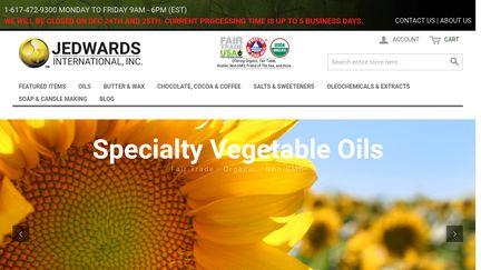 Bulk Natural Oils Reviews - 1 Review of Bulknaturaloils com | Sitejabber