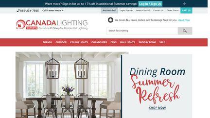 Canadalightingexperts Reviews 36 Of