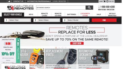 Car and Truck Remotes Reviews - 119 Reviews of Carandtruckremotes