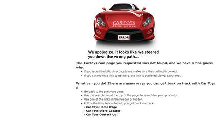 Car Toys Reviews 14 Reviews Of Cartoys Com Sitejabber