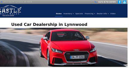 Tt Auto Sales >> Castle Auto Sales Reviews 1 Review Of Castleautosales Com