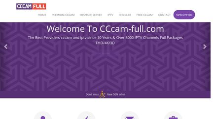 CCCAM-FULL COM Reviews - 17 Reviews of Cccam-full com | Sitejabber