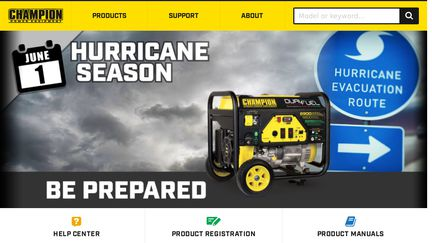 Champion Power Equipment Reviews - 15 Reviews of