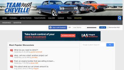 Team Chevelle Reviews - 1 Review of Chevelles com   Sitejabber