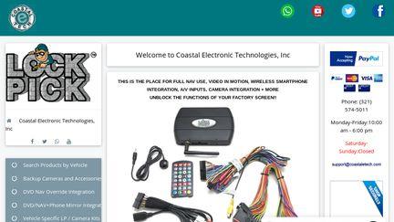 Coastal Electronic Technologies Reviews - 6 Reviews of