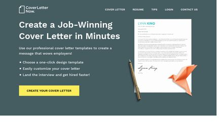 Cover-Letter-Now Reviews - 163 Reviews of Cover-letter-now