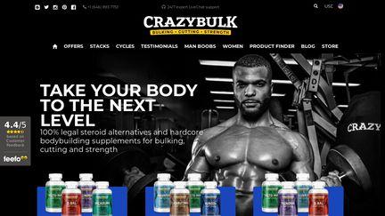 Crazybulk Reviews - 1 Review of Crazybulk com | Sitejabber