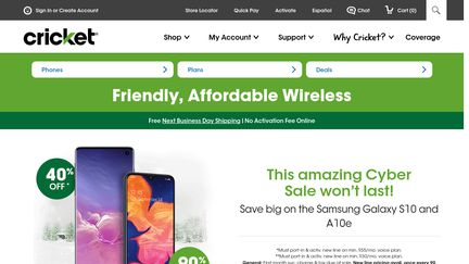 Cricket Wireless Reviews - 84 Reviews of Cricketwireless com