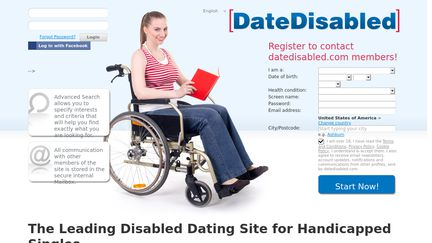 dating someone handicapped