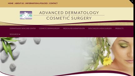 Advanced Dermatology & Cosmetic Surgery Reviews - 1 Review