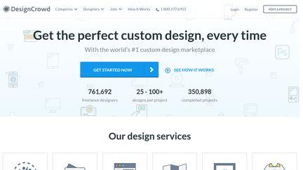 designcrowd pricing