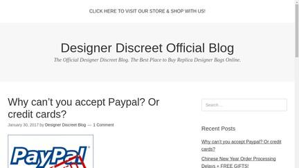Designer-Discreet ru Reviews - 261 Reviews of Designer