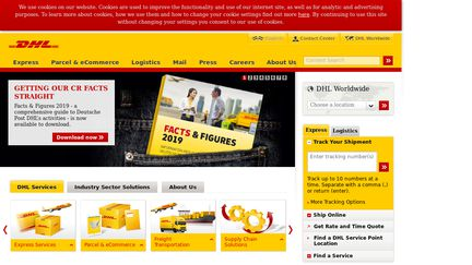 DHL Reviews - 103 Reviews of Dhl com | Sitejabber