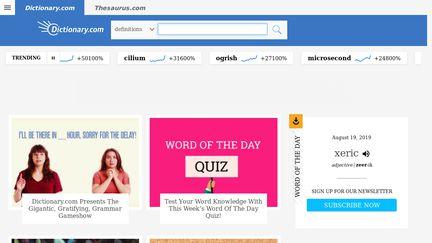 Dictionary com Reviews - 15 Reviews of Dictionary com